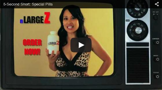 """5-Sec Film: """"Special Pills"""""""