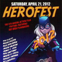 """Rated 'M' For Mature"" Screening At HeroFest in San Francisco"