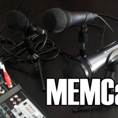 #MEMCast Episode 010 – JMF, Hairless & Asian